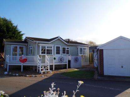 2 Bedrooms Mobile Home for sale in Summer Lane Park Homes, Banwell, Somerset