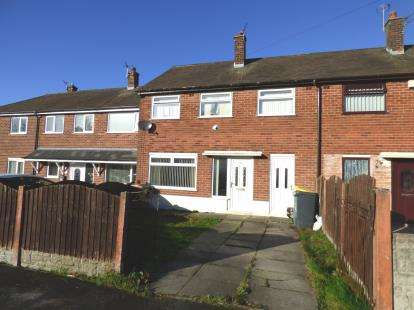 3 Bedrooms Terraced House for sale in Lyndhurst Drive, Ashton, Preston, Lancashire, PR2