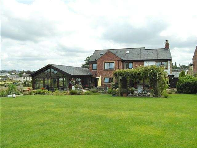 4 Bedrooms Detached House for sale in Holme Meadow, Cumwhinton, Cumwhinton, Carlisle, Cumbria, CA4 8DR