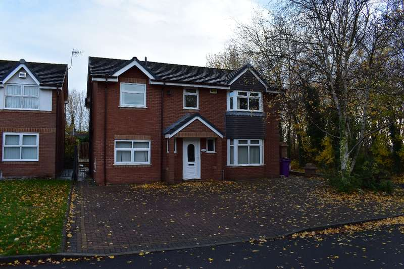 4 Bedrooms Detached House for sale in The Bulrushes Aigburth L17