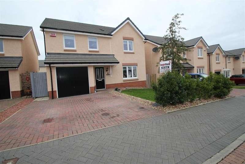 4 Bedrooms Detached House for sale in Miller Street, Winchburgh, Broxburn