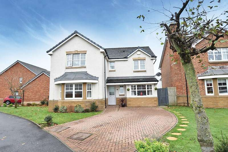 4 Bedrooms Detached Villa House for sale in 22 Earlswood Wynd, Irvine, KA11 2FF