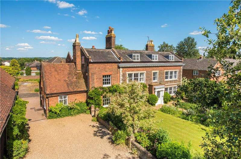 8 Bedrooms Unique Property for sale in London Road, Hitchin, Hertfordshire