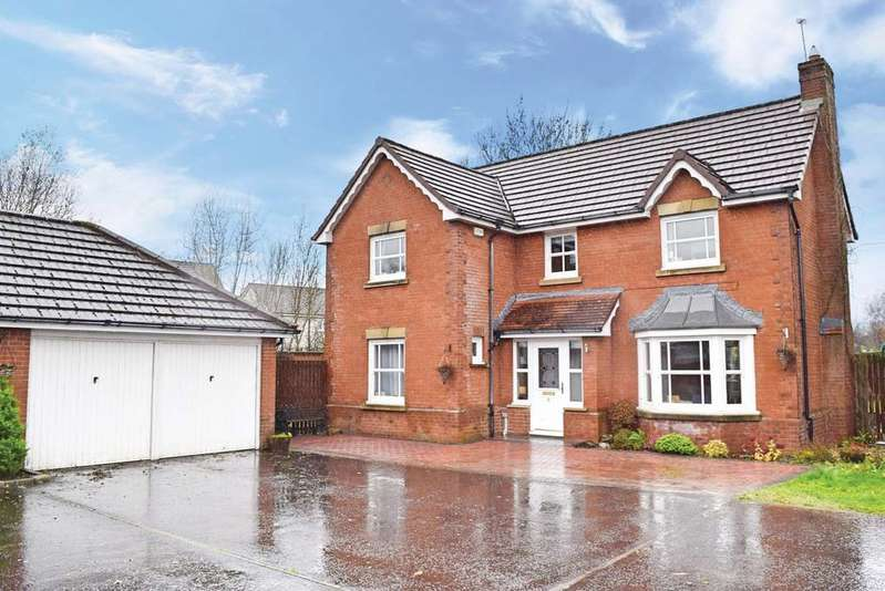 4 Bedrooms Detached House for sale in Deaconsbank Crescent, Deaconsbank , G46 7UR