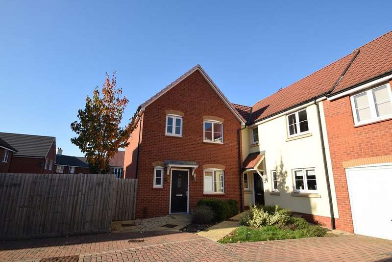 3 Bedrooms House for sale in Hollybrook Mews, Yate, Bristol, BS37