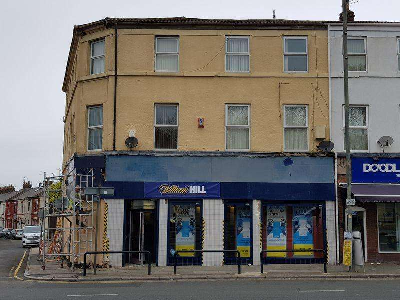 4 Bedrooms Flat for sale in 7-9 Walton Road, Liverpool