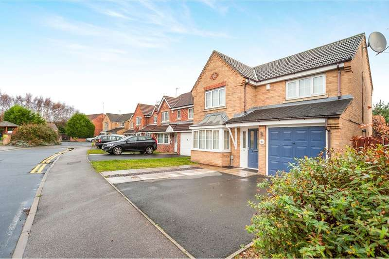 4 Bedrooms Detached House for sale in Chandlers Court, Victoria Dock, Hull, HU9