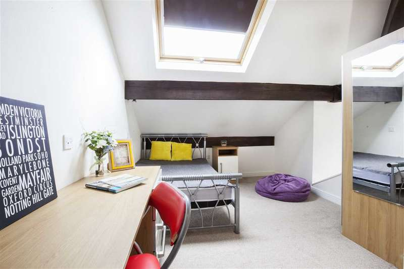 1 Bedroom Detached House for rent in The Old Baptist Church, Huddersfield