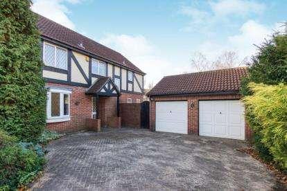 4 Bedrooms Detached House for sale in Ottrells Mead, Bradley Stoke, Bristol, Gloucestershire