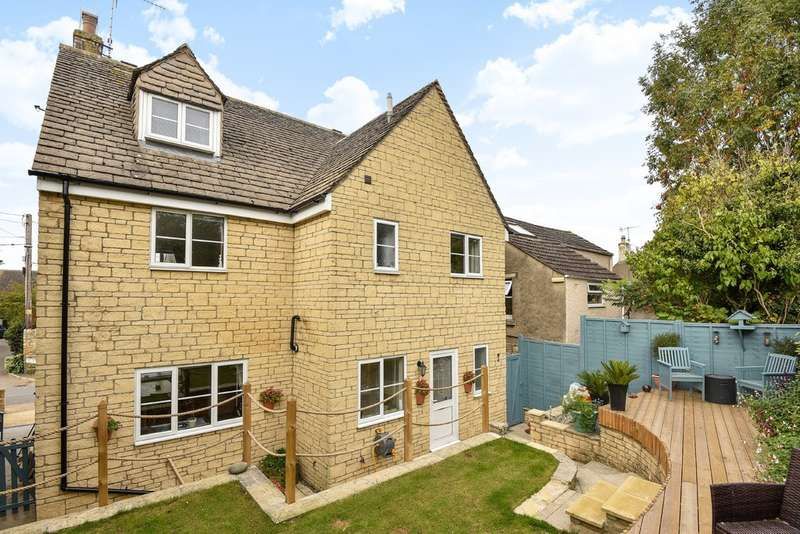 4 Bedrooms Detached House for sale in Leonard Stanley