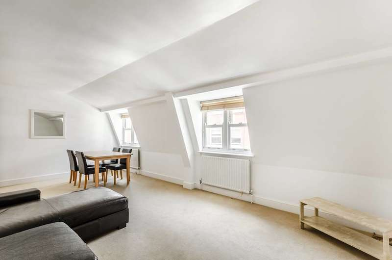 2 Bedrooms Flat for sale in College Place, Chelsea, SW10