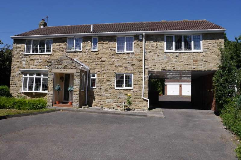 5 Bedrooms Detached House for sale in Charlestown, Ackworth WF7