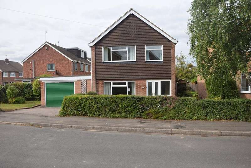 3 Bedrooms Detached House for sale in Willowbrook Close, Ashby De La Zouch, LE65