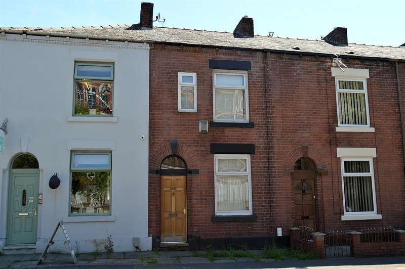 2 Bedrooms Terraced House for sale in Fields New Road, Chadderton, Oldham, OL9 8NT
