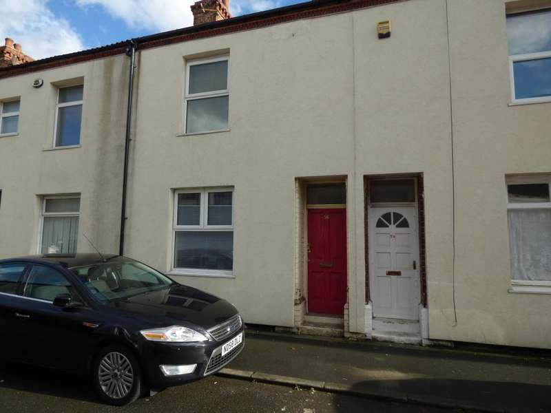 2 Bedrooms Terraced House for sale in Tarring Street, Stockton On Tees, TS18