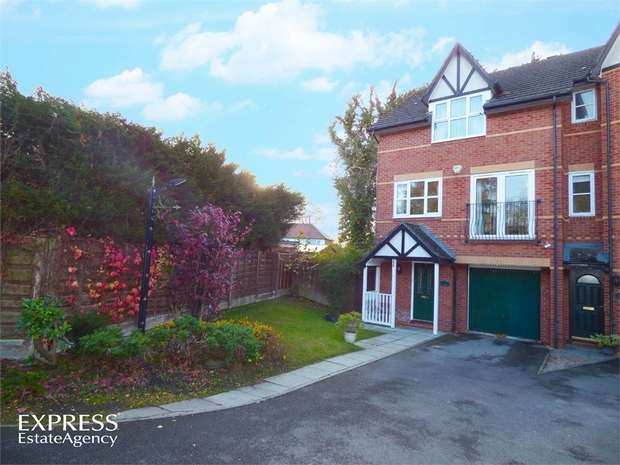 3 Bedrooms Town House for sale in Firs Close, Gatley, Cheadle, Cheshire