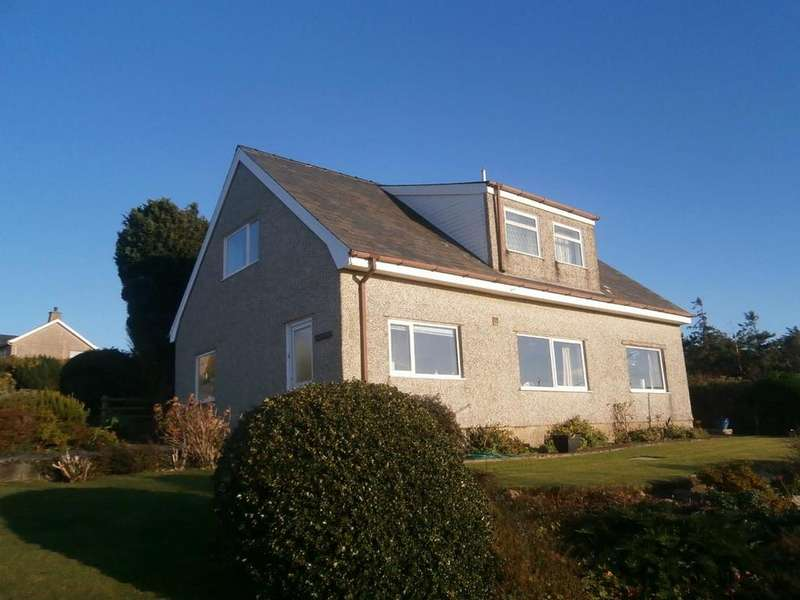 4 Bedrooms House for sale in Pant Yr Onnen Estate, Llanfair, Harlech