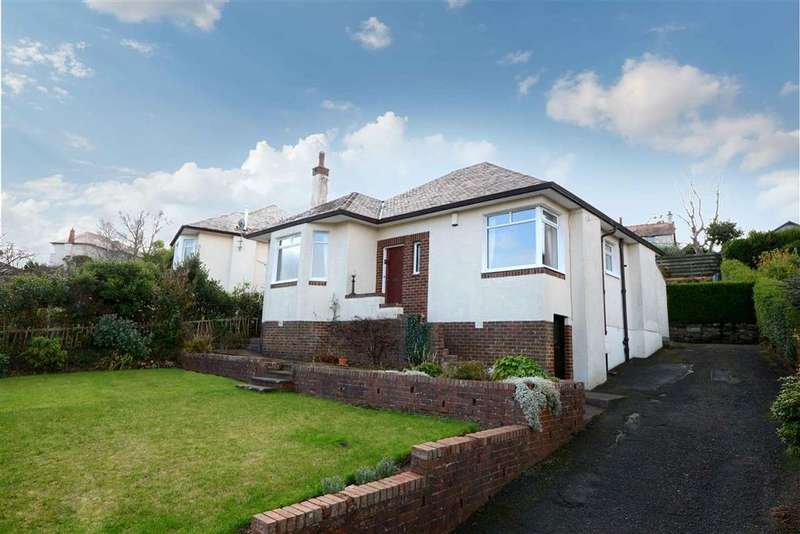 3 Bedrooms Detached Bungalow for sale in 7 Bellard Road, West Kilbride, KA23 9JT