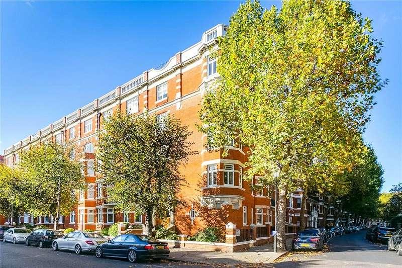 4 Bedrooms Flat for sale in Abingdon Villas, Kensington, London