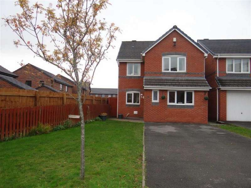4 Bedrooms Detached House for sale in Crompton Way, Lowton, Cheshire
