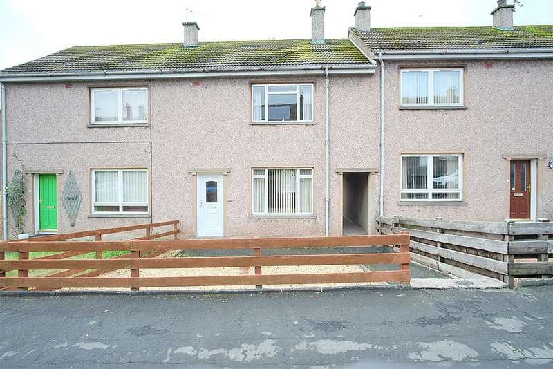 2 Bedrooms Terraced House for sale in 11 Everest Road, Earlston TD4 6HD