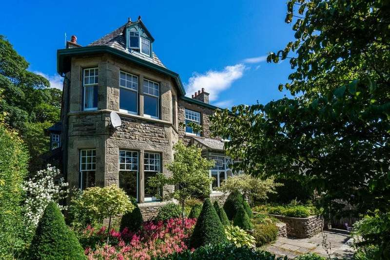 6 Bedrooms Detached House for sale in Greenbank, 17 New Street, Sedbergh
