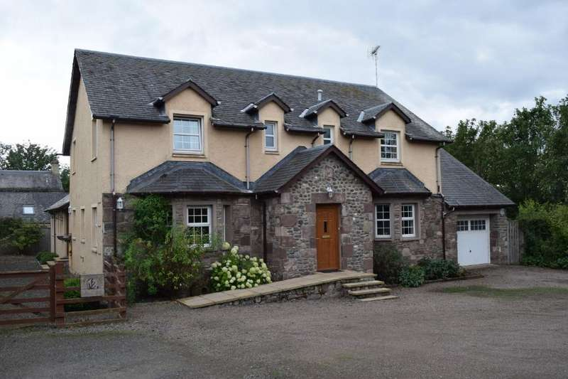 4 Bedrooms Detached House for sale in Dunning Road, Auchterarder, Perthshire, PH3 1DU