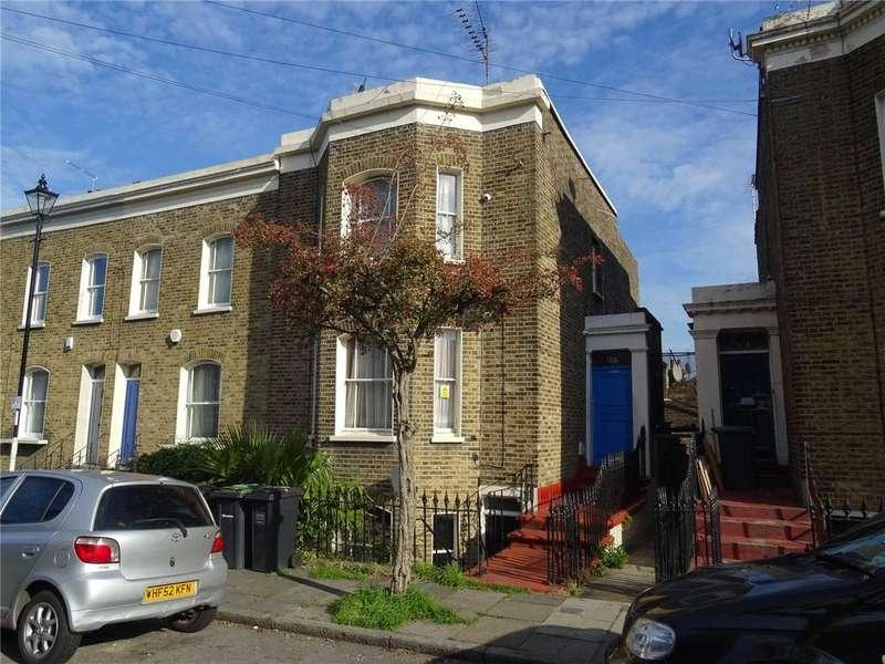 1 Bedroom Maisonette Flat for sale in Albyn Road, London, SE8
