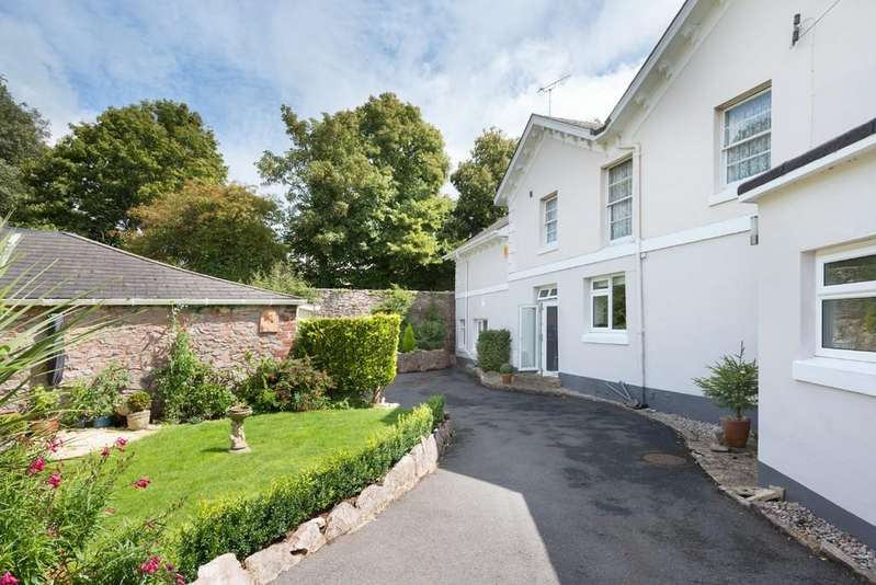 2 Bedrooms Semi Detached House for sale in St Marychurch, Torquay