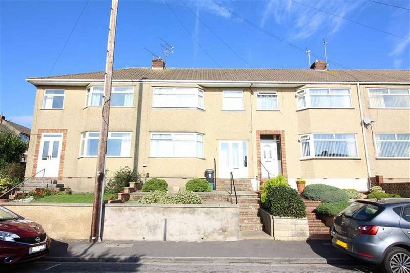 3 Bedrooms Terraced House for sale in Kents Green, Kingswood, Bristol