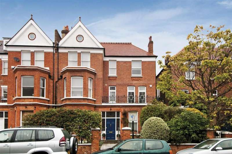 8 Bedrooms Semi Detached House for sale in Canfield Gardens, London, NW6