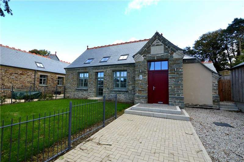 4 Bedrooms House for sale in The Old Grammar School, Camelford, Cornwall