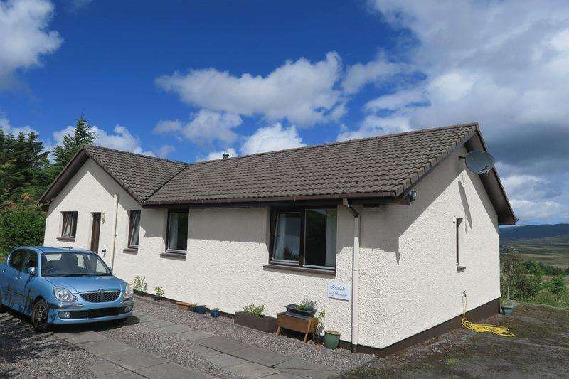 4 Bedrooms Detached Bungalow for sale in Uigshader, Portree
