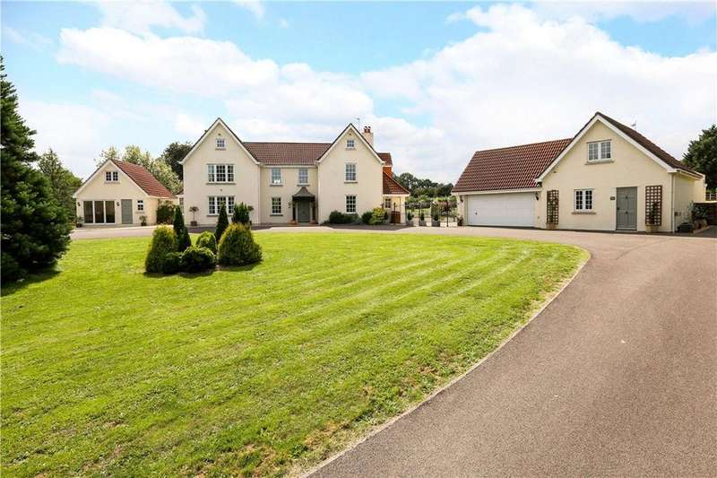 8 Bedrooms Detached House for sale in Happerton Lane, Easton-in-Gordano, Bristol, BS20