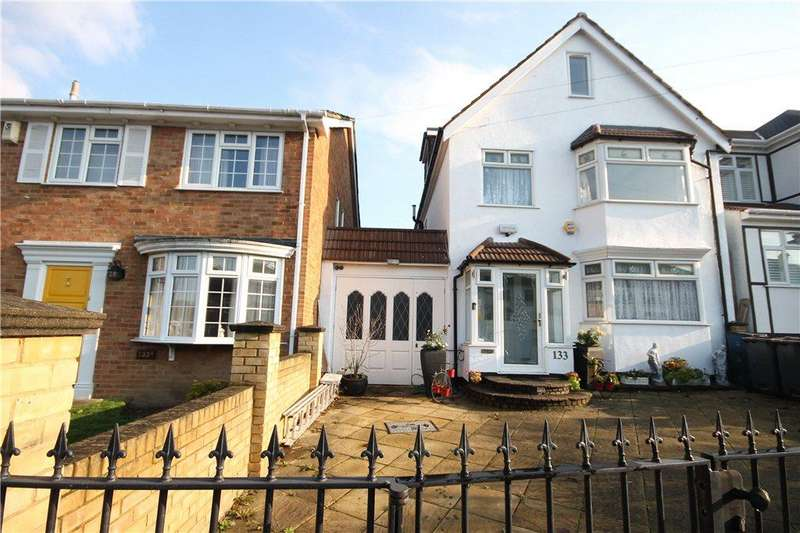 4 Bedrooms Semi Detached House for sale in Ingram Road, Thornton Heath, CR7