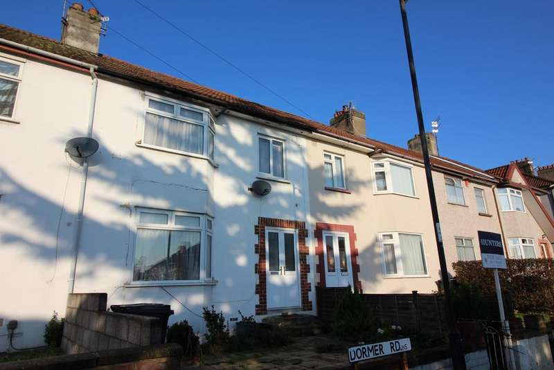 4 Bedrooms Terraced House for sale in Dormer Road, Eastville, Bristol, BS5 6XH