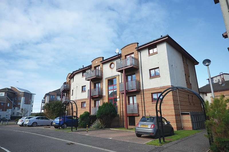 2 Bedrooms Apartment Flat for sale in 38 Rowallan Court, Ayr, KA7 1JR