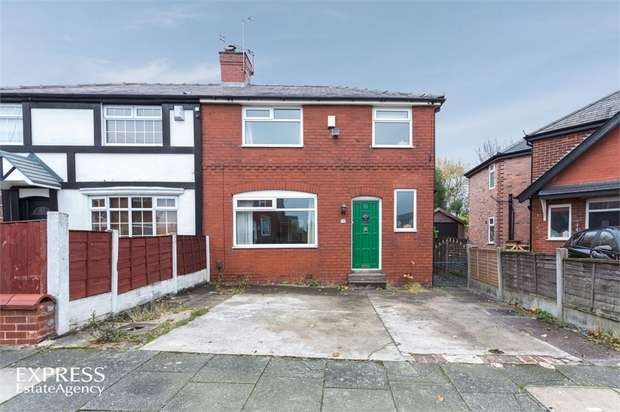 3 Bedrooms Semi Detached House for sale in Lawnswood Drive, Swinton, Manchester