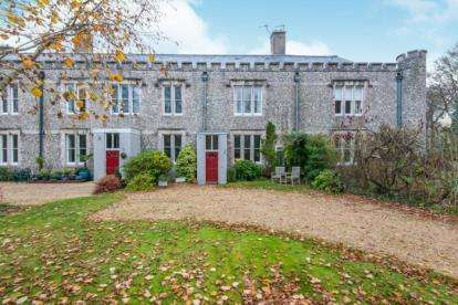 4 Bedrooms Semi Detached House for sale in Soberton, Southampton, Hampshire