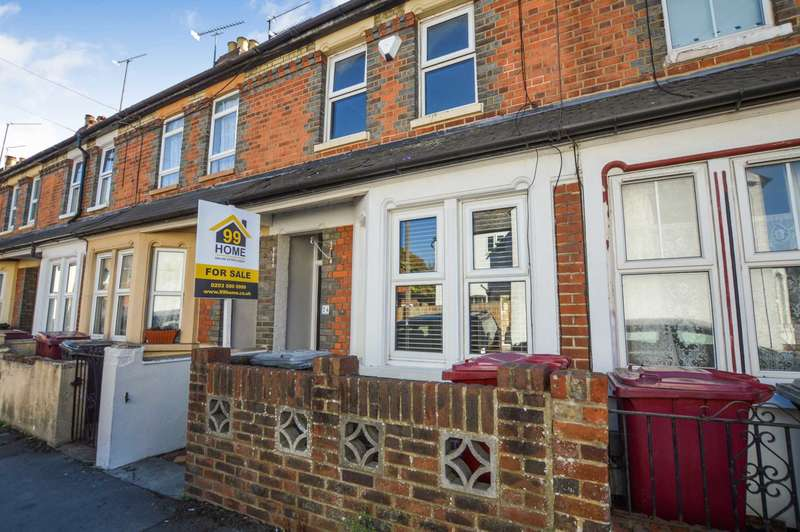 3 Bedrooms House for sale in York Road, Reading