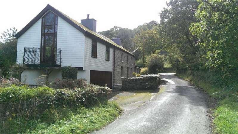 3 Bedrooms Cottage House for sale in Bangor Teifi, Llandysul