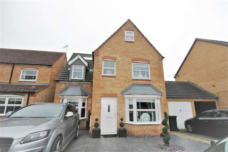 6 Bedrooms Detached House for sale in Northbridge Park, St. Helen Auckland, Bishop Auckland