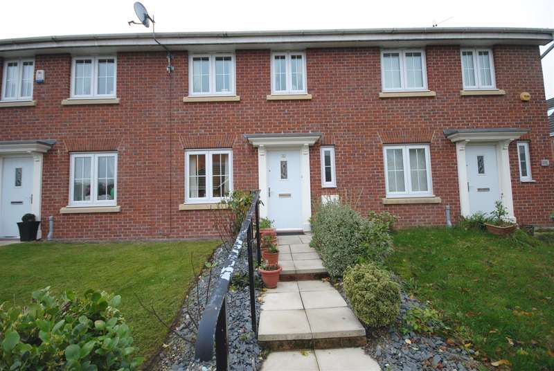 3 Bedrooms Mews House for sale in Kerscott Close, Spring View, Wigan