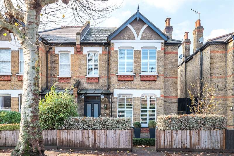 4 Bedrooms Semi Detached House for sale in South Croxted Road, London, SE21