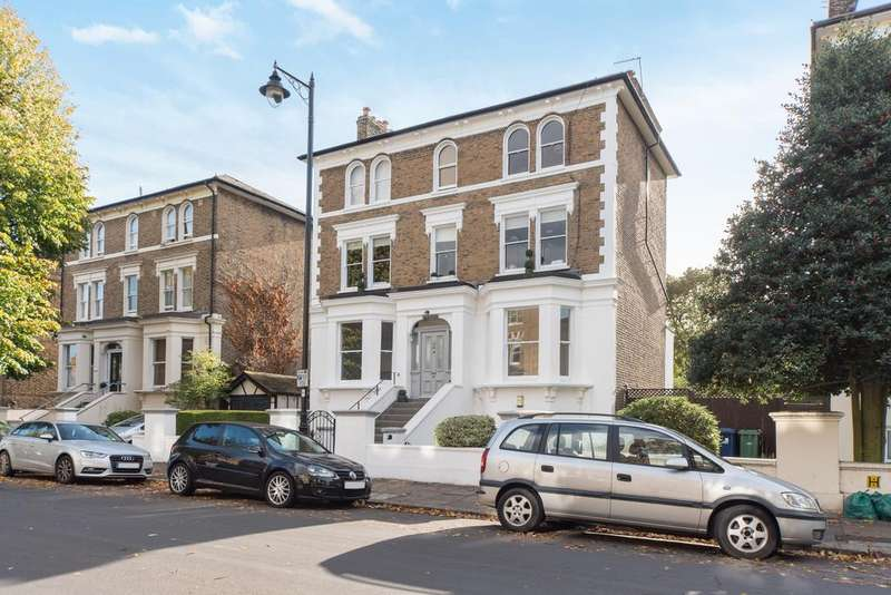 1 Bedroom Flat for sale in Churchfield Road, Ealing