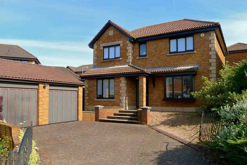 4 Bedrooms Detached House for sale in Kilrymont Road, St Andrews KY16