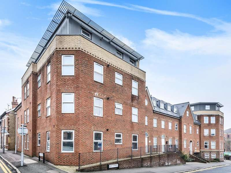 2 Bedrooms Apartment Flat for sale in East View Place, East Street, Reading, RG1