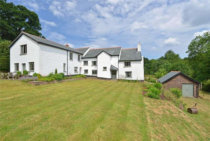 5 Bedrooms House for sale in Poughill, Crediton, Devon, EX17