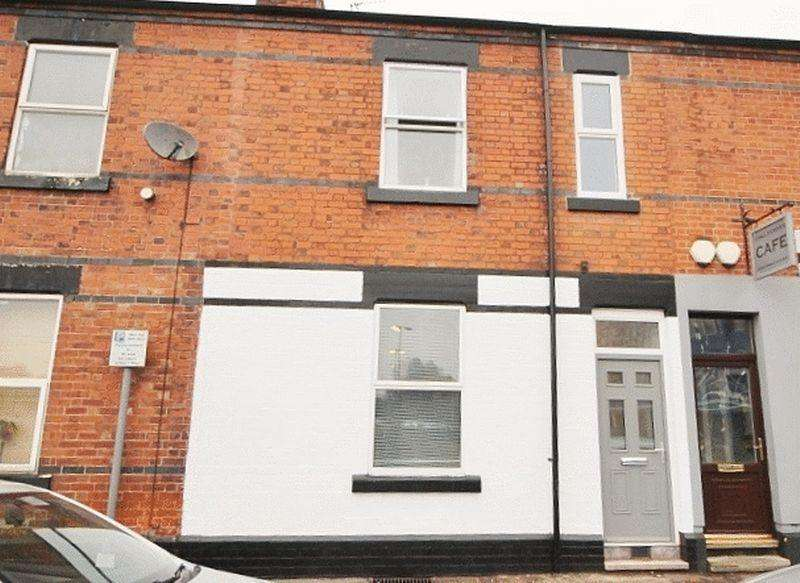 3 Bedrooms Terraced House for sale in NOTTINGHAM ROAD, DERBY
