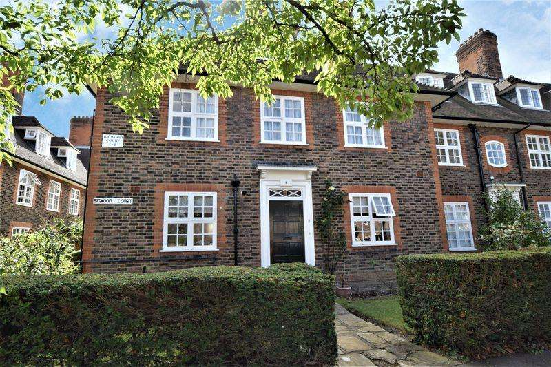 3 Bedrooms Apartment Flat for sale in Bigwood Road, London